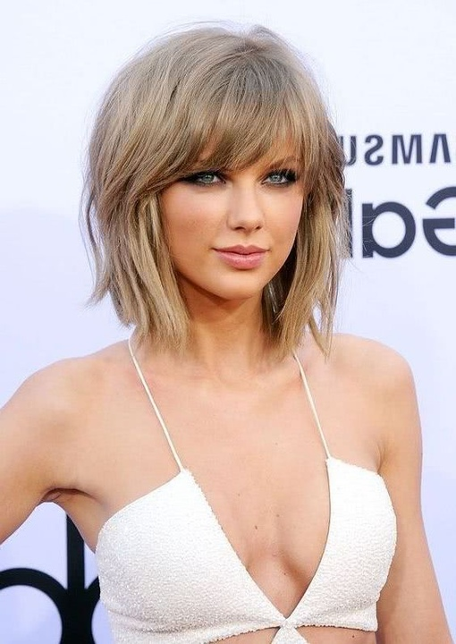 2019 BEAUTIFUL BANGS HAIRSTYLES, WE ALL ADMIRE AND WANT TO HAVE! 2