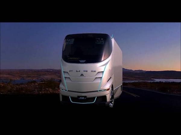 AERO BUS concept FUSO concept-2 FUSO DESIGN 2016