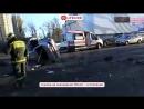 Один человек погиб и еще шесть пострадали в ДТП на Кутузовском проспекте в Москве
