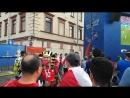 Фан-зона ЧМ по футболу 2018 в Санкт-Петербурге!