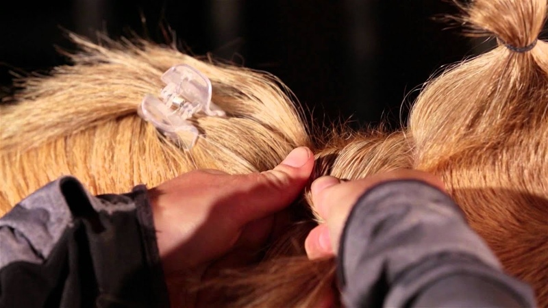 Braiding/Plaiting: Three types of braids for your next competition!