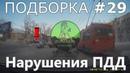 Авто умники Подборка аварий и нарушений ПДД 29