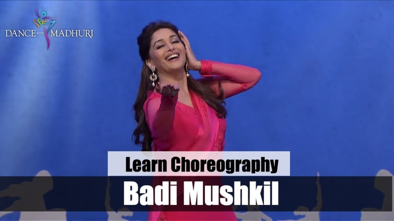 'Badi Mushkil' | Lajja | Dance Choreography by Madhuri Dixit | Dance With Madhuri