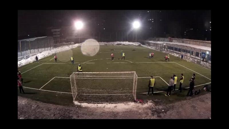 FC KRONA Nippes 0 1 0 1 ТЛДФ 2018 ч 3