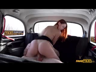 Charlie red - cute redhead striptease and fuck