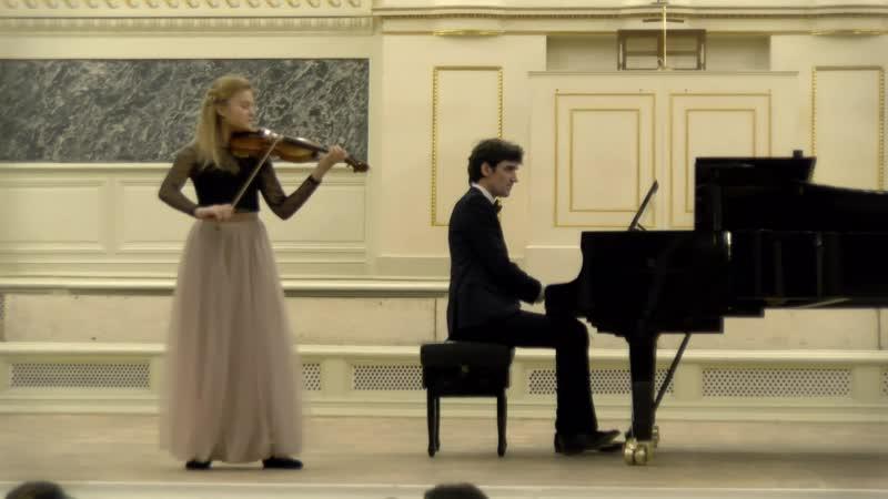 А. Вивальди. Весна, концерт для скрипки, струнных и континуо №1 ми мажор, RV 269, Allegro