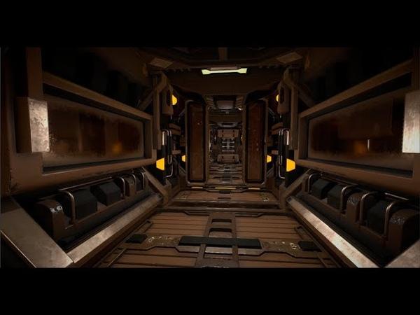 Modular sci fi Environment F C2 Demo