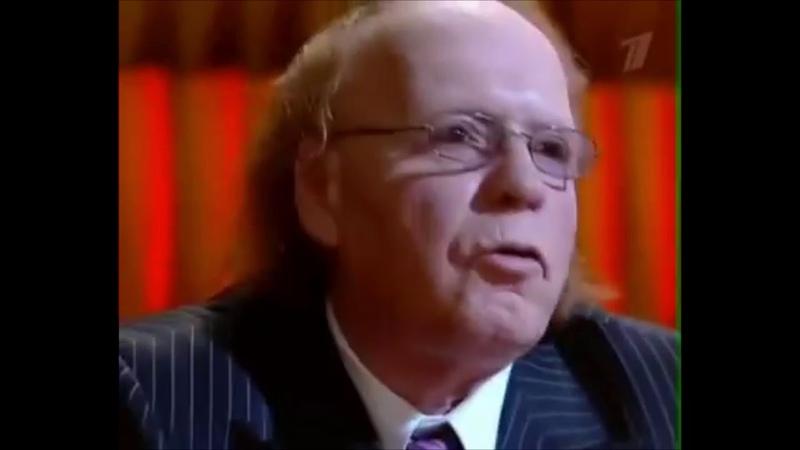 Эдвард Радзинский о Боге безбожниках и смерти В гостях у Владимира Познера