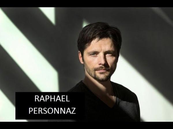 Interview Raphaël Personnaz