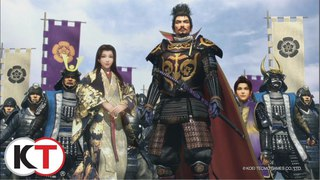 Nobunaga's Ambition: Taishi Announcement Trailer!