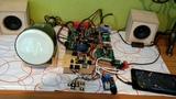 Scope Music Clock on RFT B13S6