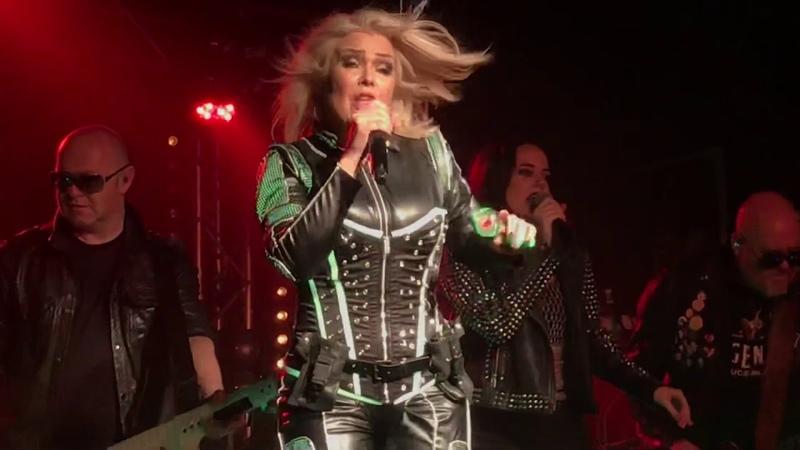 Kim Wilde 1969 (Here Come The Aliens) - Live The Plug Sheffield April 2018