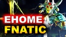 FNATIC vs EHOME - CRAZY GAME HYPE! - CHONGQING MAJOR DOTA 2
