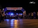 Более 300 человек вышли на ночной забег Огни Самары с фонариками на голове