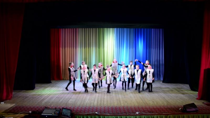 Студия народного танца Топотуха Кругом кругом