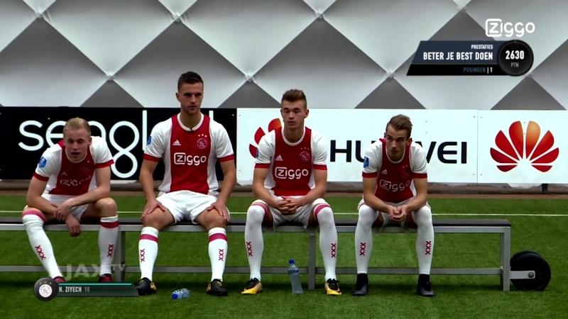 FIFA SKILL GAMES 13 - Hakim Ziyech