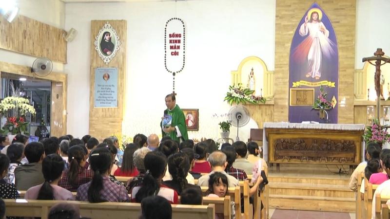 GDTM - Bài giảng Lòng Thương Xót Chúa ngày 14102017