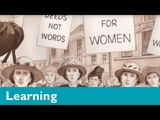 Suffragettes Stories from Parliament (Part 1 of 2)
