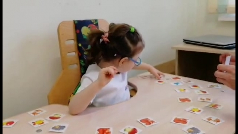 Ульяна Дмитриева ФОЦ Адели г. Пенза (занятия с психологом)