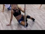 POLE EXOTIC с Марией Ерховой