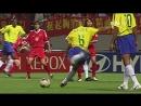 ЧМ-2002. Гол Роберто Карлоса в матче Бразилия - Китай