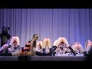 Пчёлки и Винни пух. Оренбург. Школьный танец 1 и 2 часть. В HD 1080p 720p