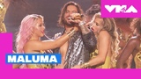 Maluma Performs Felices Los 4 (Live Performance) | 2018 Video Music Awards