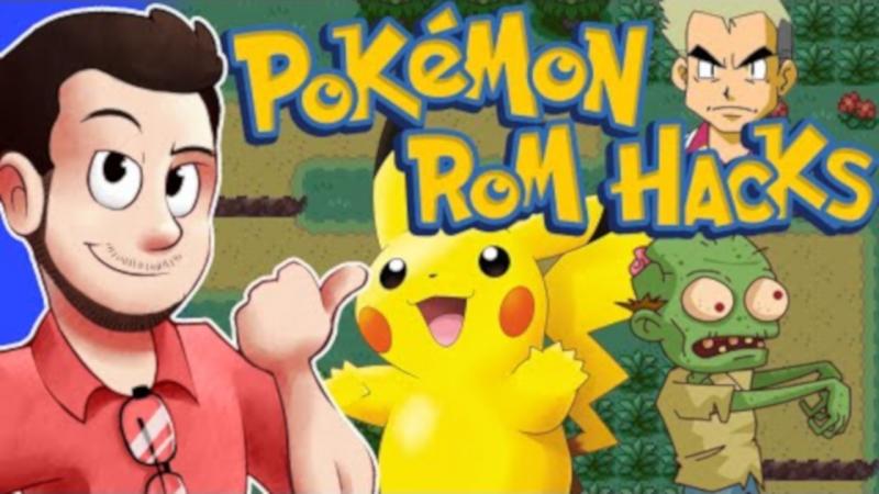 ВК | Pokemon ROM Hacks - AntDude (RUS VO)