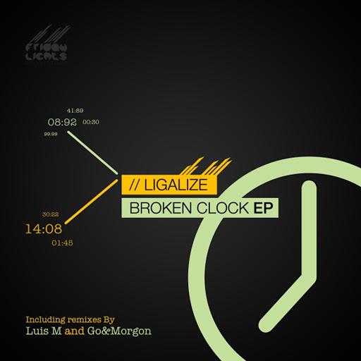 Ligalize альбом Broken Clock