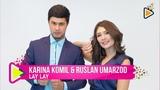 Karina Komil &amp Ruslan Umarzod - Lay lay (Teaser) Карина Комил ва Руслан Умарзод - Лай лай
