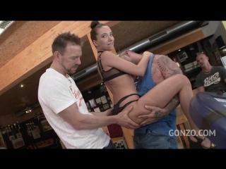 Жесткая групповушка lola bulgari butthole bowling 6on1 dp порно russian dp, asslicking, rimming, gangbang, anal