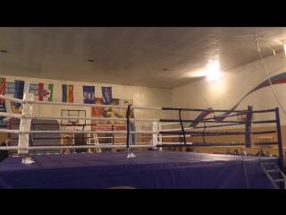 15-09-2018 Международный турнир по боксу.  Карина Герасина - вокальная студия