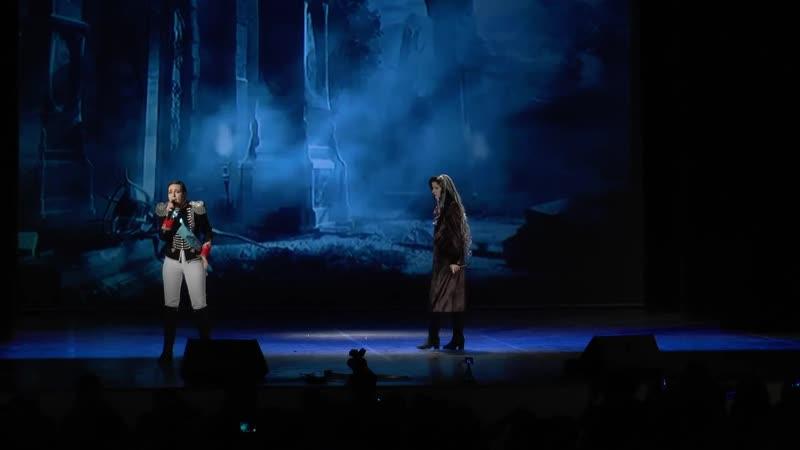 ArMOR Yami Ga Hirogaru мюзикл Элизабет AkiCon 2018
