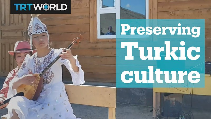 Turkey steps in to preserve Turkic culture in western Mongolia