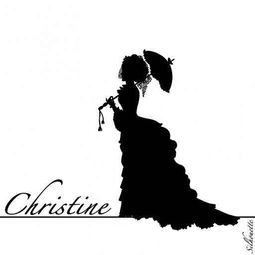 Silhouette альбом Christine (Dedicated to My Love)
