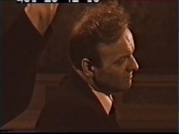 Karl Richter Probe mit Wolfgang Schneiderhan TV Dokumentation 1968