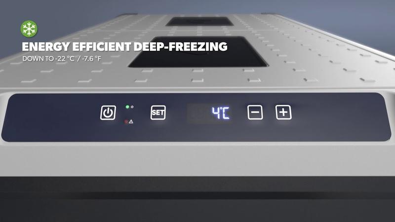 Совсем скоро! Вся линейка компрессорных автохолодильников Dometic Coolfreeze CFX