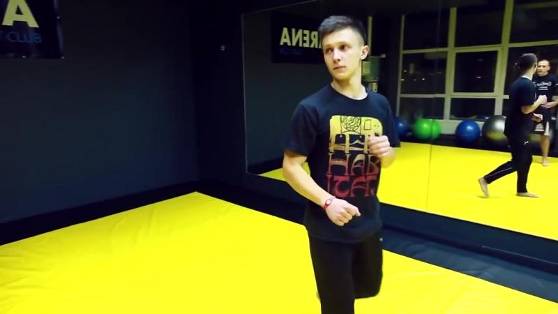 Трикинг или трюки боевых искусств с Алексеем Волковым — зрелищныи спорт и молодежная субкультура