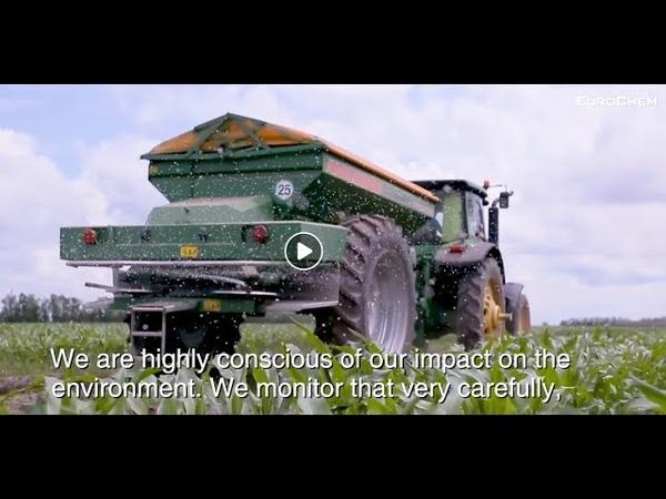 EuroChem Fertilizers Helping Feed a Growing Population