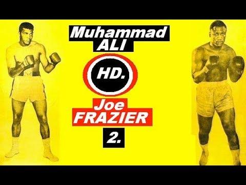 Мохаммед Али - Джо Фрейзер 2 / Muhammad Ali vs Joe Frazier 2.HD