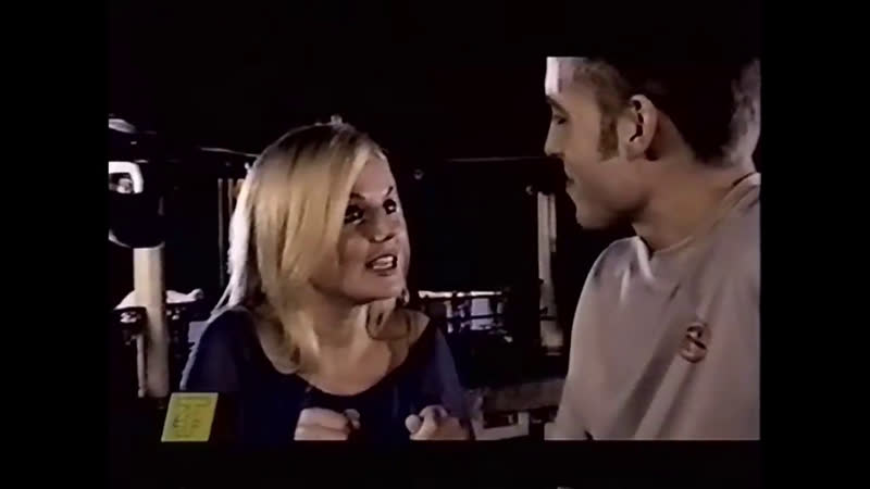 Geri Halliwell Lift Me Up @ Planet Pop 31 10 1999
