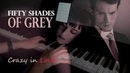 50 Shades of Grey - Crazy in Love Piano Cover Sheet Music Partituras