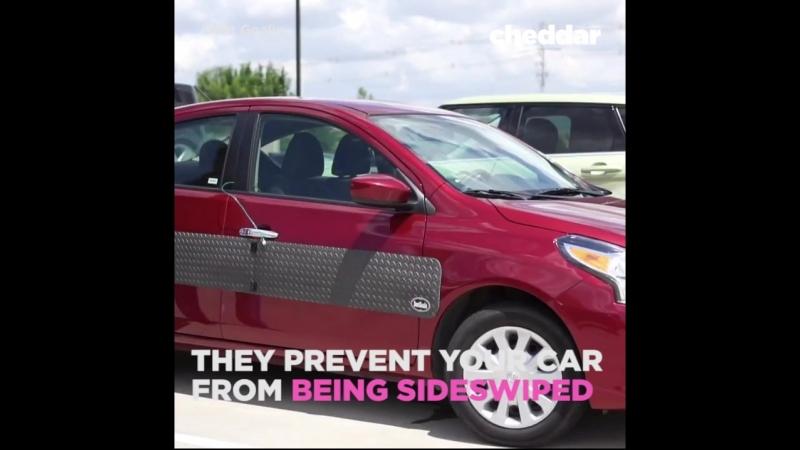 Ochrana vášho auta.