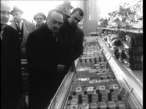 Mikoyan Discovers The Super Market (1959)