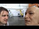 Антропоморфный робот центр НТИ Иннополис