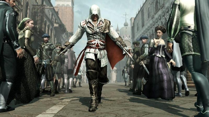 Assassin's Creed 2 Remastered Прохождение 2 » Freewka.com - Смотреть онлайн в хорощем качестве