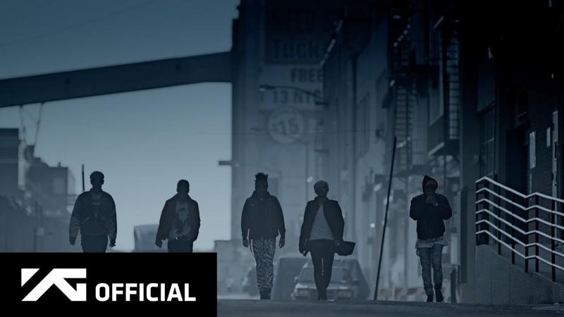 BIGBANG BLUE M V
