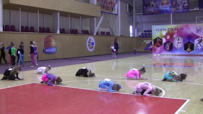 Без сожалений Тестирование 24 12 2017 Танцевальная студия Ахтиар