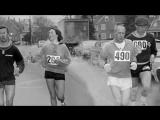 Первая женщина марафонец Кэтрин Швитцер