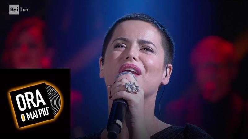 Silvia Salemi canta A casa di Luca Ora o mai più 19 01 2019